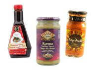 Indian Spices & Sauces
