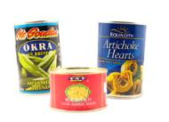 Other Canned Vegetables