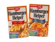 Hamburger Mixes