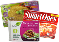 Frozen Vegetarian Entrees