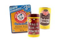 Baking Powder & Soda